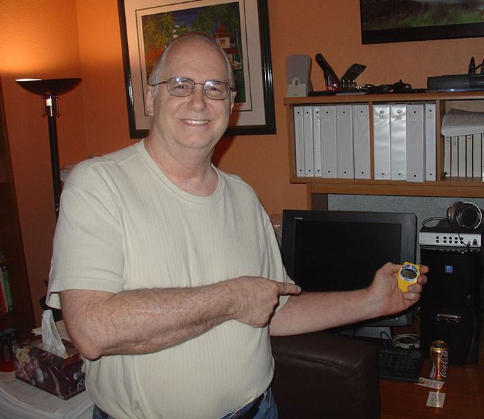 مایک ریدل مخترع اتوکد
