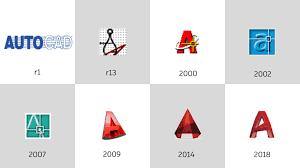 لوگو های اتوکد